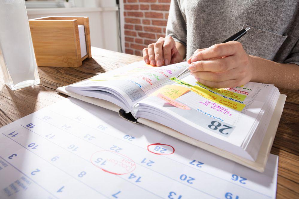 agenda anual de eventos