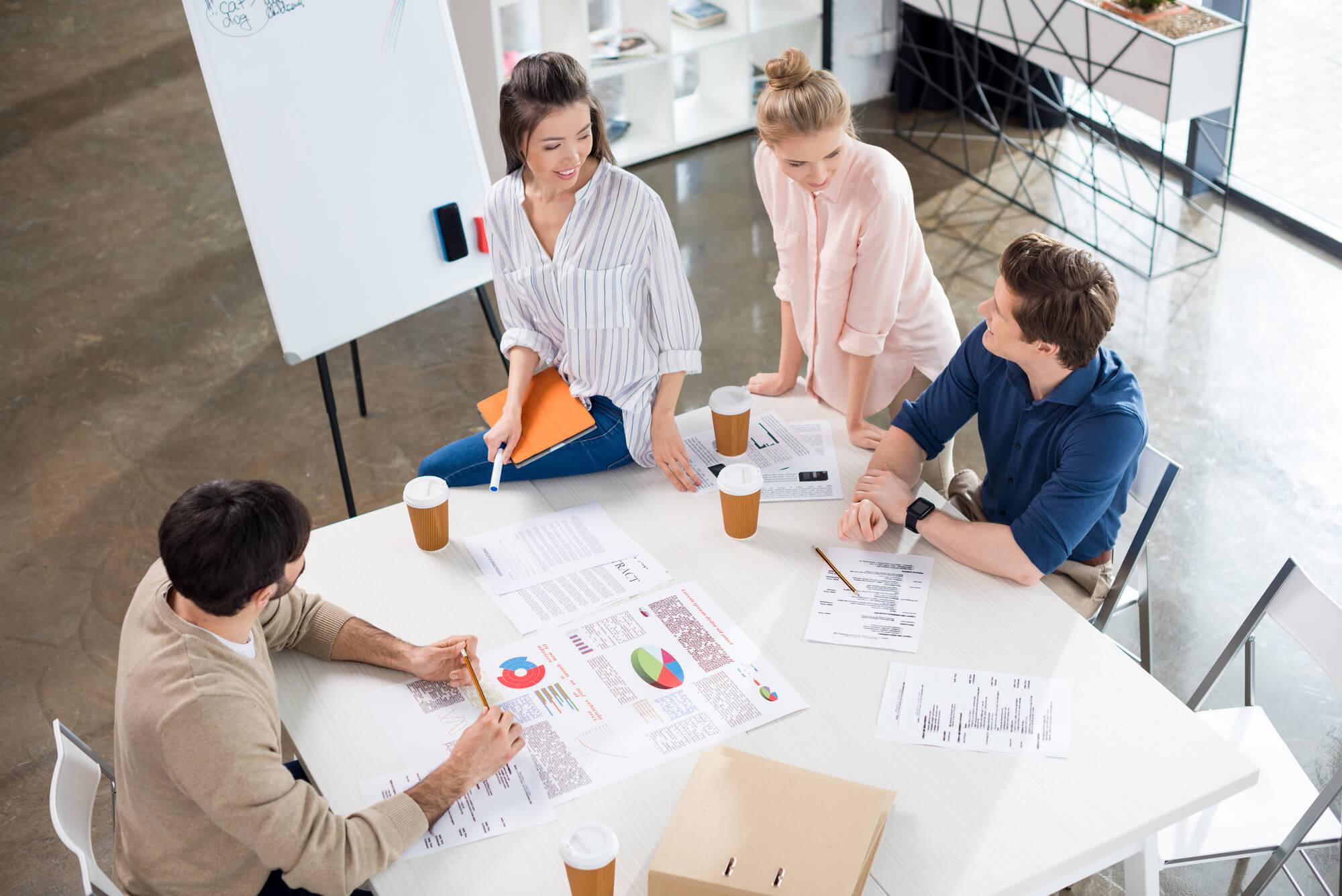 Cultura Organizacional da empresa