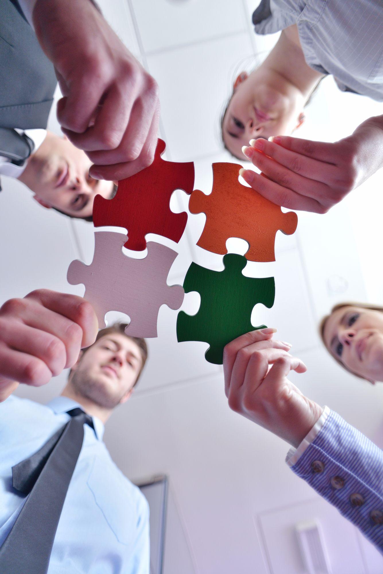 Engajamento dos funcionários dentro da empresa